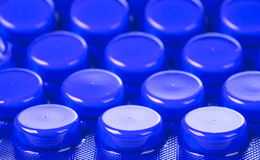 Χάπια στη φουσκάλα Στοκ φωτογραφία με δικαίωμα ελεύθερης χρήσης