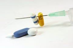 χάπια σχαρών στοκ εικόνες