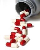 χάπια τρία Στοκ Φωτογραφία