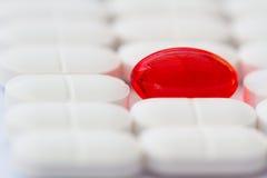 Χάπια, φάρμακα και φάρμακο Στοκ Φωτογραφίες