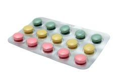 χάπια φουσκαλών στοκ φωτογραφία με δικαίωμα ελεύθερης χρήσης