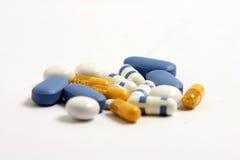 χάπια χρώματος στοκ φωτογραφία με δικαίωμα ελεύθερης χρήσης