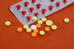Χάπια Στοκ φωτογραφίες με δικαίωμα ελεύθερης χρήσης