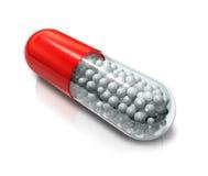 χάπι καψών απεικόνιση αποθεμάτων