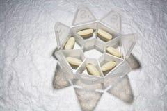 χάπι κιβωτίων στοκ εικόνα με δικαίωμα ελεύθερης χρήσης