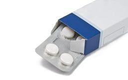 χάπι κιβωτίων Στοκ φωτογραφίες με δικαίωμα ελεύθερης χρήσης