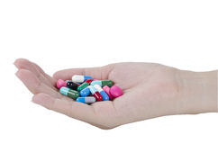Χάπι στη διάθεση Στοκ εικόνες με δικαίωμα ελεύθερης χρήσης