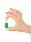 χάπι χεριών Στοκ φωτογραφίες με δικαίωμα ελεύθερης χρήσης