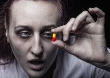χάπι Στοκ Εικόνα