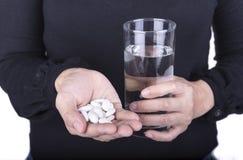 χάπι Στοκ φωτογραφία με δικαίωμα ελεύθερης χρήσης