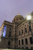 Χάρισμπουργκ - κτήριο κρατικού Capitol στοκ φωτογραφίες με δικαίωμα ελεύθερης χρήσης