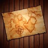 χάρτης παλαιός στοκ φωτογραφίες με δικαίωμα ελεύθερης χρήσης