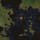 χάρτης ελεύθερη απεικόνιση δικαιώματος