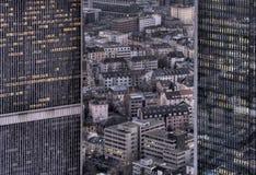 χάσμα αστικό Στοκ εικόνες με δικαίωμα ελεύθερης χρήσης