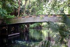 χάσμα γεφυρών στοκ φωτογραφία
