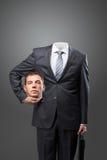 Χάστε το κεφάλι Στοκ Εικόνες