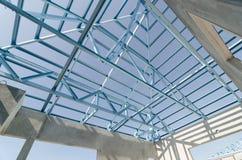 Χάλυβας στέγη-12 Στοκ φωτογραφία με δικαίωμα ελεύθερης χρήσης