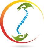 Χέρια, εναλλακτική θεραπεία, ορθοπεδική, φυσιοθεραπεία ελεύθερη απεικόνιση δικαιώματος