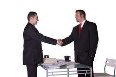 χέρια επιχειρηματιών που τ Στοκ εικόνες με δικαίωμα ελεύθερης χρήσης