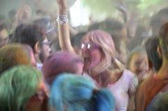 Χέρια και μπράτσα εορταστικά Στοκ φωτογραφίες με δικαίωμα ελεύθερης χρήσης