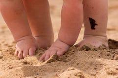 Χέρια και πόδια Στοκ φωτογραφία με δικαίωμα ελεύθερης χρήσης