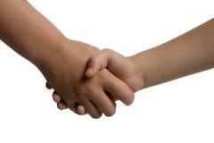 χέρια παιδιών που τινάζουν & Στοκ φωτογραφίες με δικαίωμα ελεύθερης χρήσης