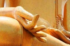 χέρια του Βούδα Στοκ Εικόνες