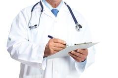 Χέρια του ιατρού. στοκ εικόνες με δικαίωμα ελεύθερης χρήσης