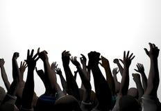 χέρια 1 Στοκ φωτογραφία με δικαίωμα ελεύθερης χρήσης