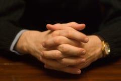 χέρια Στοκ Φωτογραφίες