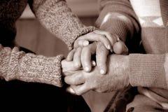 χέρια Στοκ εικόνα με δικαίωμα ελεύθερης χρήσης