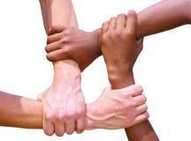 χέρια Στοκ Φωτογραφία