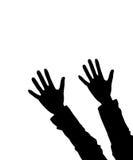 Χέρια ελεύθερη απεικόνιση δικαιώματος