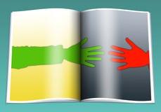 Χέρια διανυσματική απεικόνιση