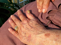 χέρια Στοκ φωτογραφίες με δικαίωμα ελεύθερης χρήσης
