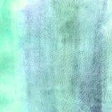 χέρι ανασκόπησης - γίνοντα χρωματισμένο μόνο watercolor αφηρημένο σχέδιο σχέδιο ανασκόπησης μοναδ Στοκ φωτογραφίες με δικαίωμα ελεύθερης χρήσης