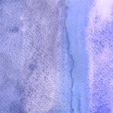 χέρι ανασκόπησης - γίνοντα χρωματισμένο μόνο watercolor αφηρημένο σχέδιο σχέδιο ανασκόπησης μοναδ Στοκ εικόνα με δικαίωμα ελεύθερης χρήσης