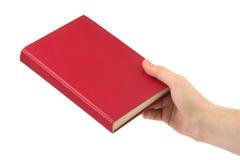 χέρι βιβλίων στοκ φωτογραφίες