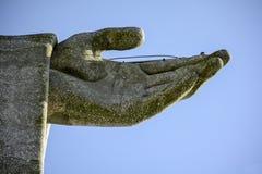 Χέρι βοηθείας του Θεού Στοκ φωτογραφία με δικαίωμα ελεύθερης χρήσης