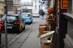 Χέρι - γίνοντα κατάστημα Στοκ Φωτογραφία