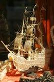 χέρι - γίνοντα σκάφος που σ&ups στοκ εικόνα με δικαίωμα ελεύθερης χρήσης