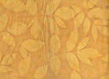 Χέρι - γίνοντα υπόβαθρο εγγράφου με τις συστάσεις και τις σκιαγραφίες εγκαταστάσεων βρώμικο παλαιό έγγραφο αν&alp Χέρι - γίνοντα  Στοκ φωτογραφίες με δικαίωμα ελεύθερης χρήσης