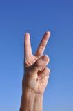 χέρι δύο γυναίκα Στοκ Εικόνα