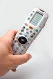 χέρι ελέγχου απομακρυσμ στοκ φωτογραφία με δικαίωμα ελεύθερης χρήσης