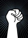 χέρι ισχυρό Στοκ Φωτογραφία