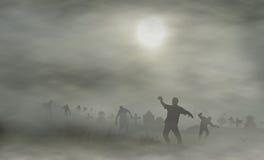 Χέρι νεκροταφείων Στοκ φωτογραφία με δικαίωμα ελεύθερης χρήσης