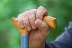 χέρι παλαιό Στοκ Φωτογραφία