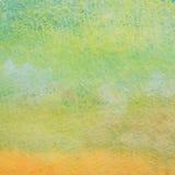 Χέρι που χρωματίζεται αφηρημένο Στοκ Εικόνες