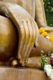 Χέρι της εικόνας Βούδας στοκ εικόνες