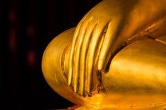χέρι του Βούδα στοκ εικόνα με δικαίωμα ελεύθερης χρήσης